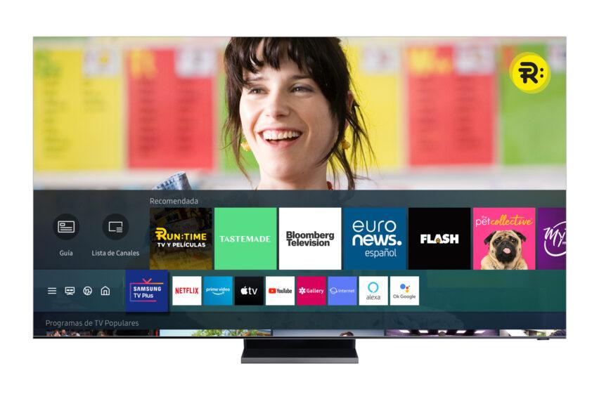 Samsung TV Plus llega a México con canales gratis
