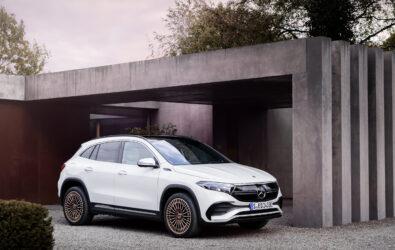 Mercedes-EQ EQA: el fantástico eléctrico