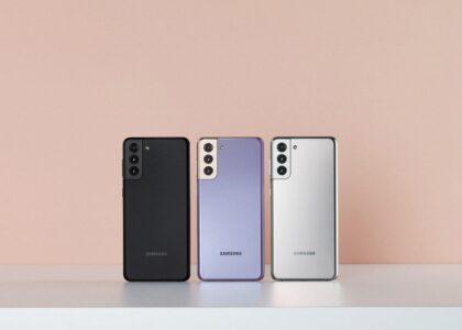 Samsung Galaxy S21, S21+ Y S21 Ultra: así son