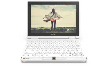 Lenovo LAVIE MINI: la PC convertible de bolsillo