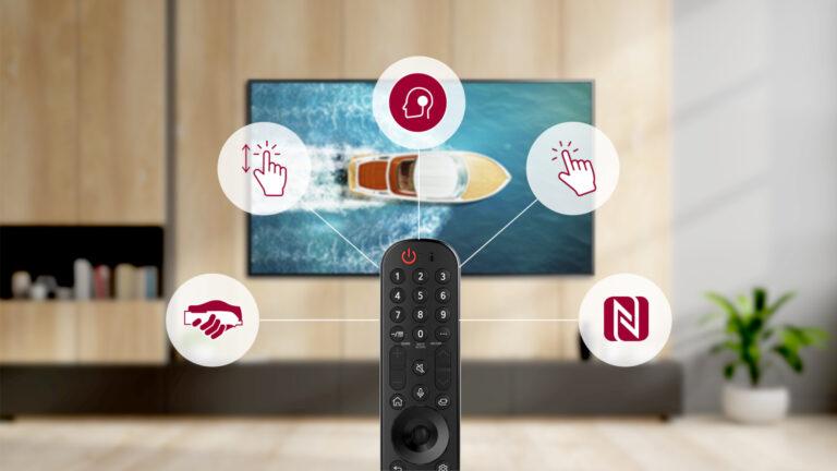 LG webOS 6.0 llegará a las pantallas inteligentes