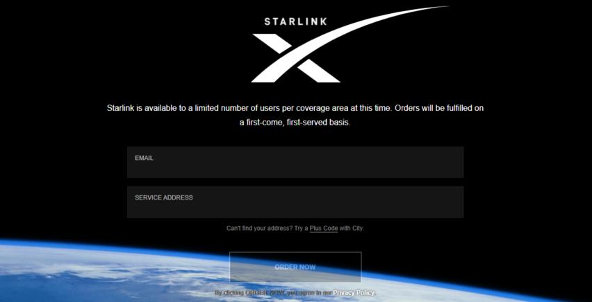 Starlink: internet de Elon Musk pronto en México