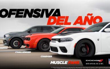Dodge Auto Oficial de la NFL y RAM Pickup Oficial