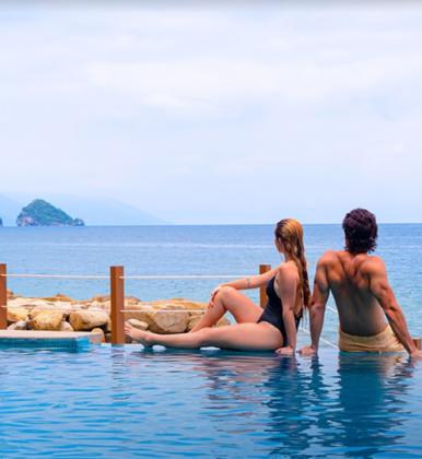 Clubes de playa en Puerto Vallarta: lo mejor