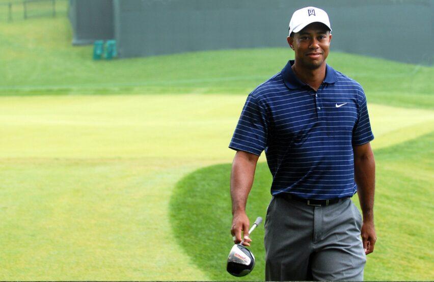Tiger Woods sufre accidente, está hospitalizado