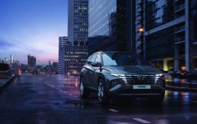 HyundaiTucson 2022 ya está en México