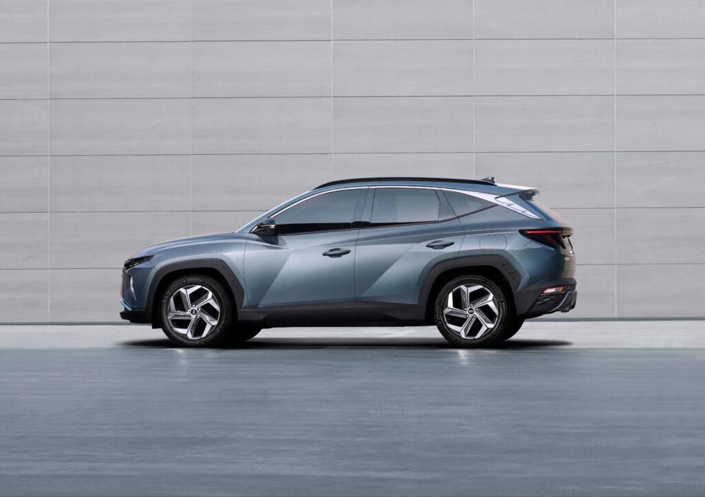 HyundaiTucson 2022
