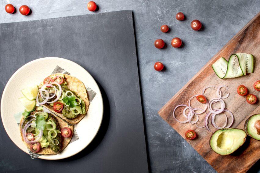Receta tacos de pulpo de la chef Gaby Ruiz