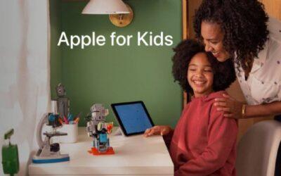 Apple para niños: configura gadgets a los pequeños