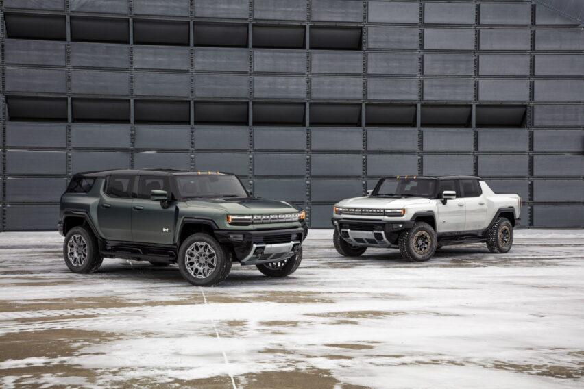 GMC HUMMER EV 2024 hace su debut