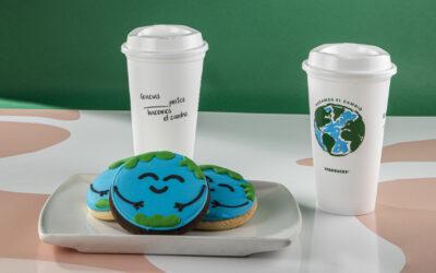 Día de la Tierra: así lo conmemora Starbucks
