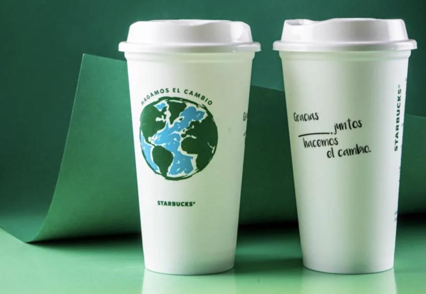 día de la tierra Starbucks méxico.