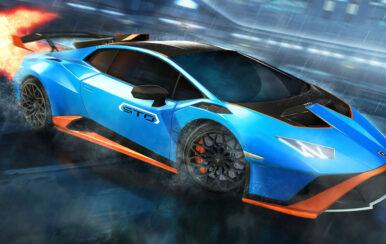 Rocket League y Lamborghini: una gran unión