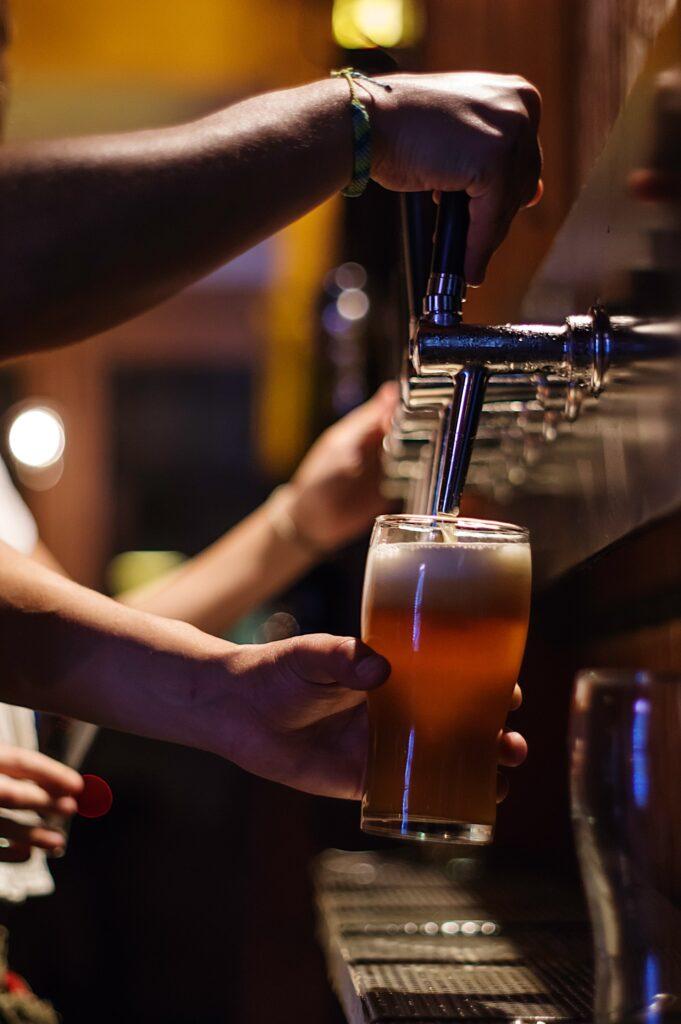 Cervezas light