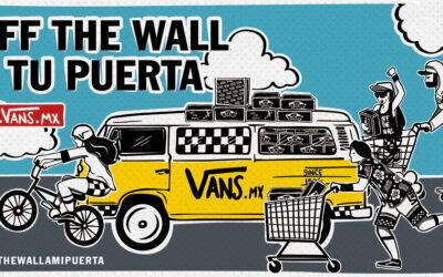 Tienda en línea Vans llega a México