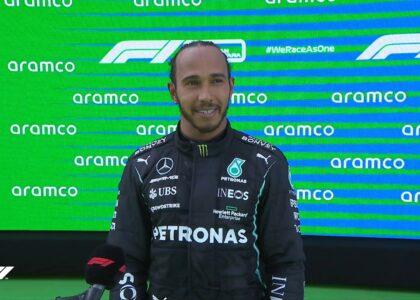 GP de España 2021: Hamilton y sus 100 poles