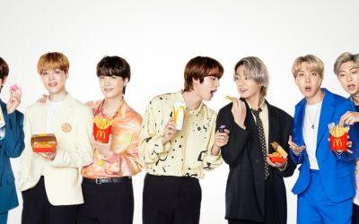 BTS Meal de McDonald's en México: Dinamita