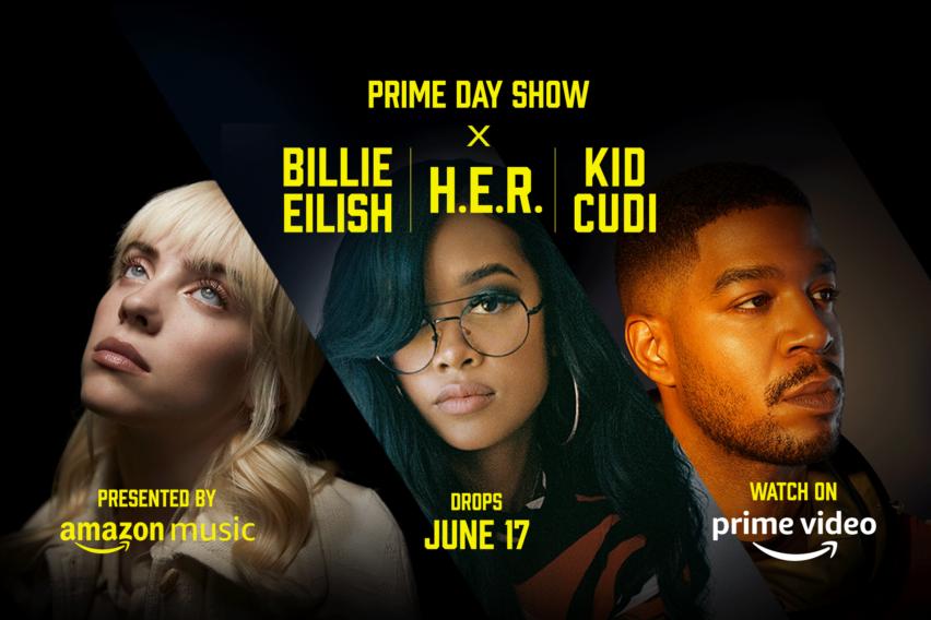 Prime Day Show 2021 y sus conciertos gratis