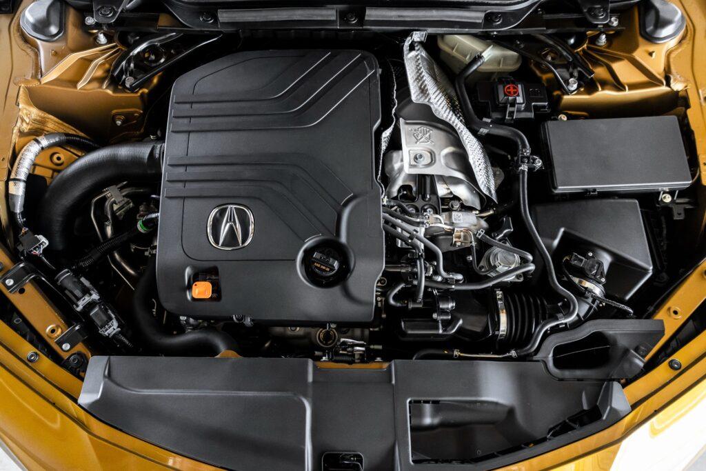motor Acura TLX Type S 2021