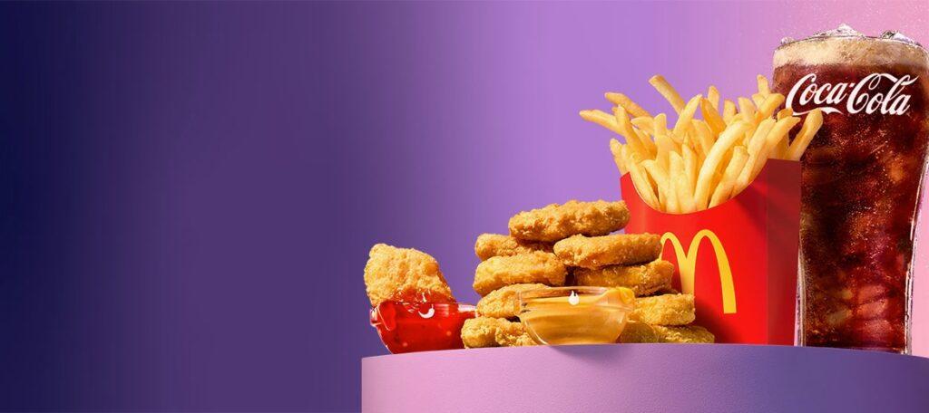 BTS Meal de McDonald's