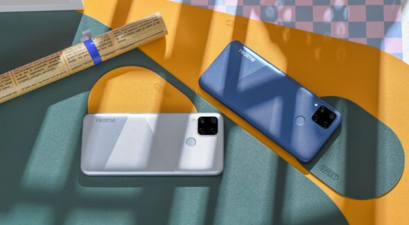 Gadgets para papá de realme en su día