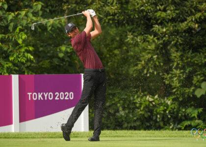 Carlos Ortiz y Abraham Ancer llegan a Tokio 2020