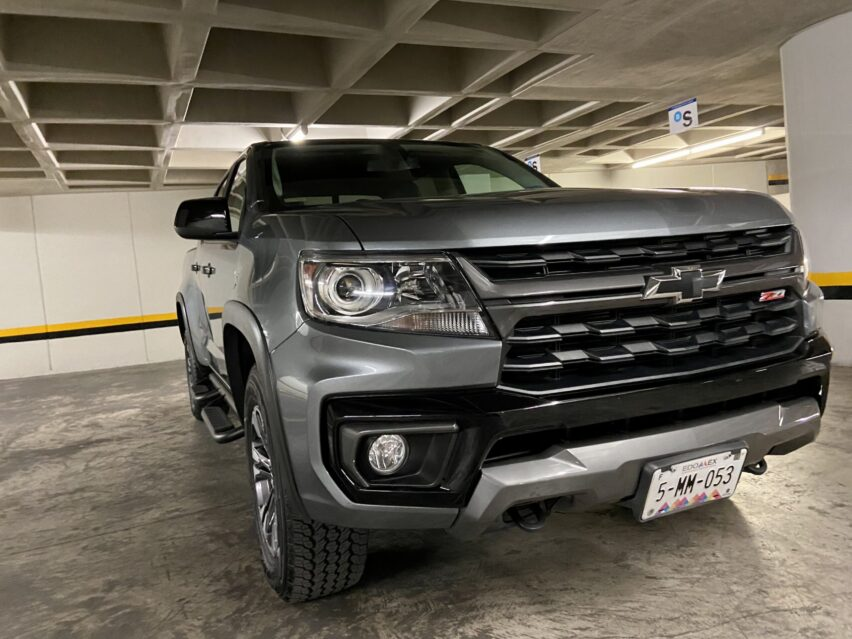 Chevrolet Colorado 2021 Z71: la pickup ideal