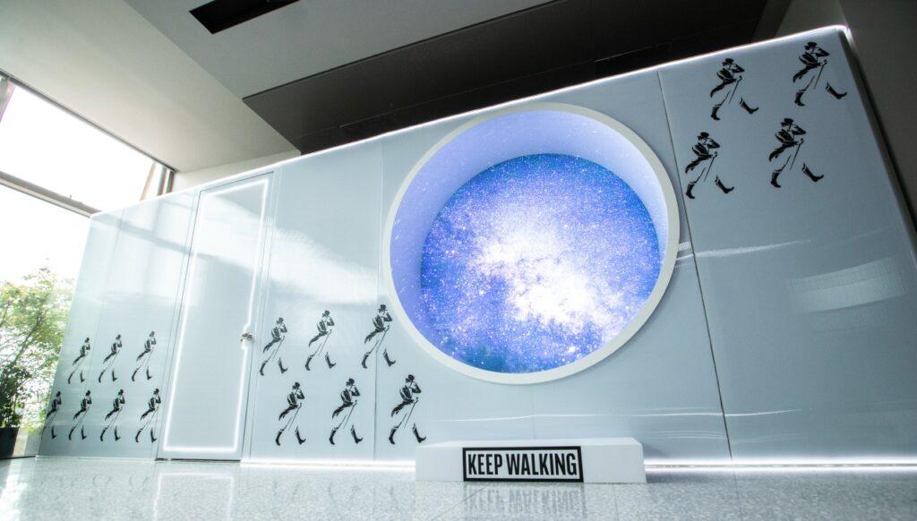 Misión Keep Walking: The Comeback Experience
