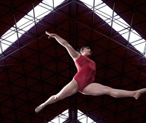 Alexa Moreno demuestra que no hay imposible