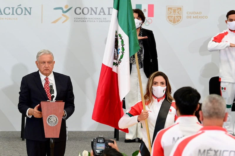 Gaby López hace historia en el golf olímpico