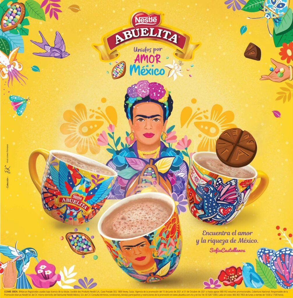 Chocolate ABUELITA Tabasco y Chiapas