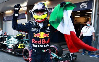 Checo Pérez en Red Bull hasta 2022: es oficial