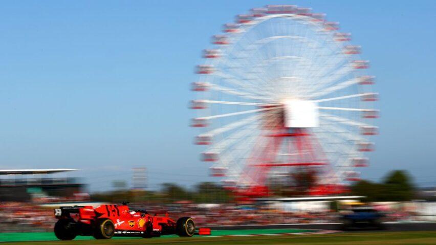GP de Japón 2021 es cancelado de nuevo