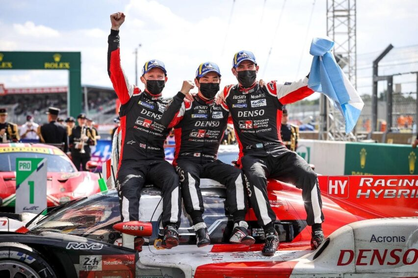 Le Mans 2021: Toyota Gazoo Racing hace historia