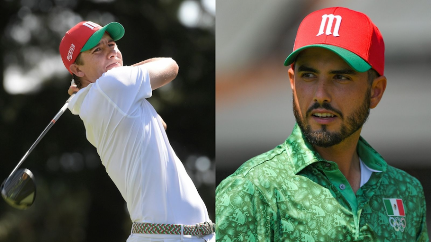 México en Tokio 2020: termina el golf varonil