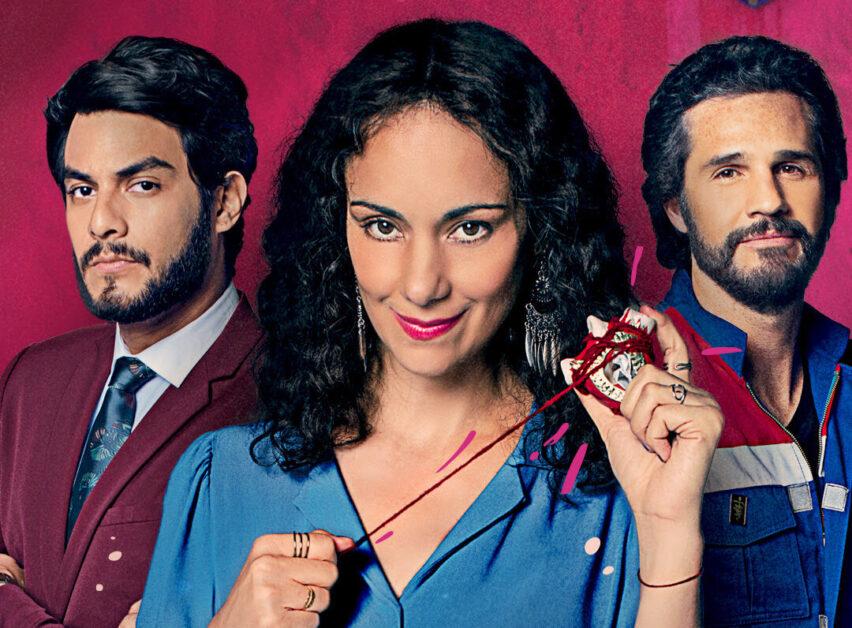 Serie Amarres de HBO Max se estrena hoy