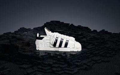 LEGO adidas Originals Superstar: el par perfecto