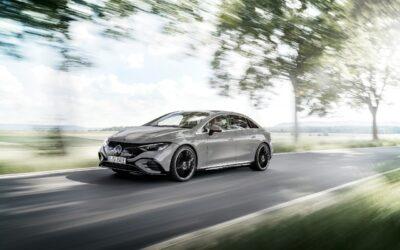Mercedes-Benz EQE se presenta en Munich