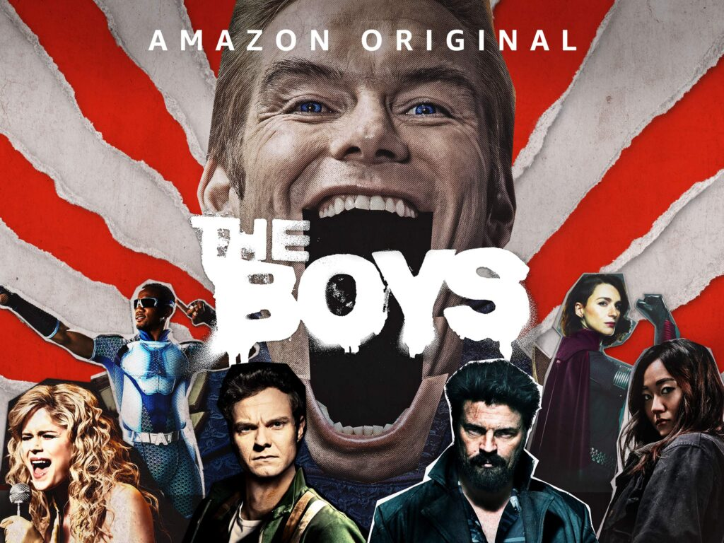the boys spinoff