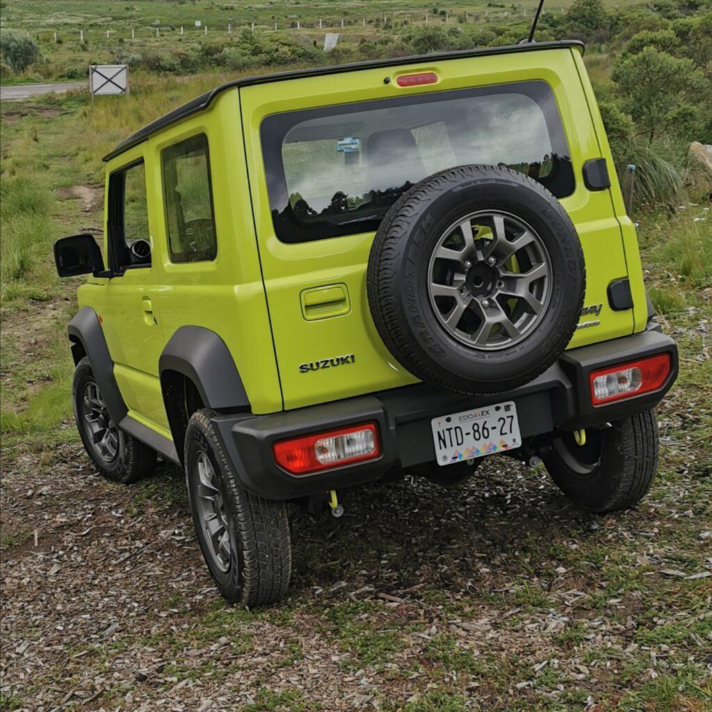 Suzuki Jimny 2022