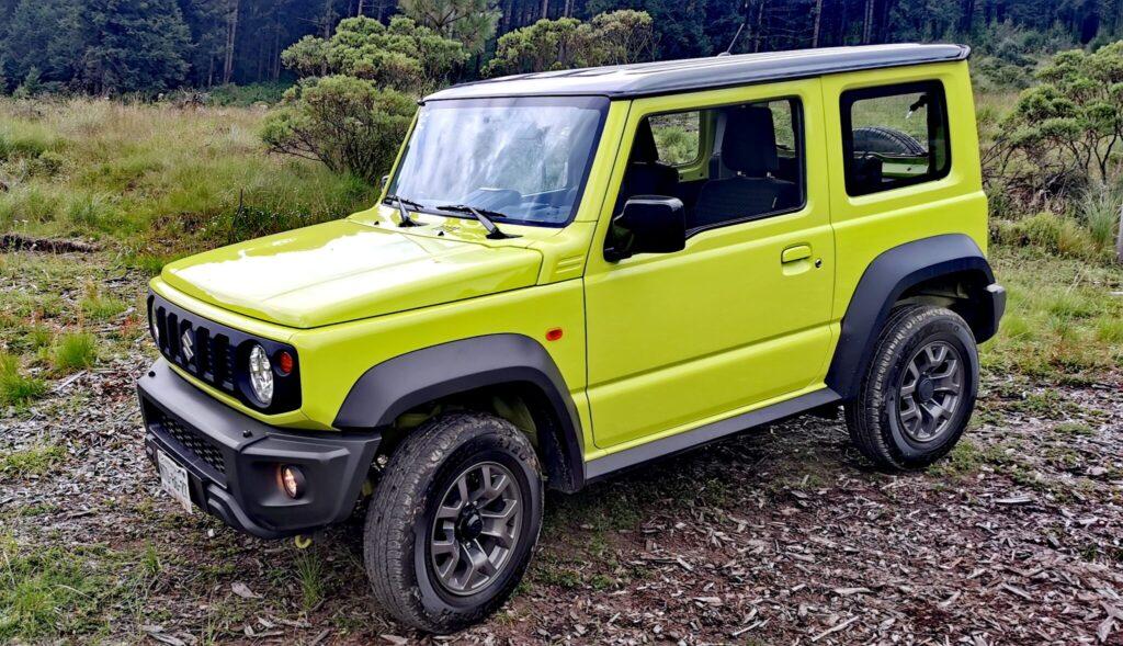 Suzuki Jimny 2022 Imagen: @themostwantedmx
