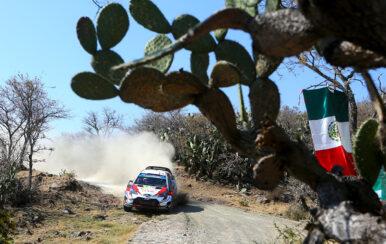 Calendario WRC 2022: México está fuera