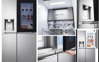 LG InstaView Door-in-Door con nueva generación