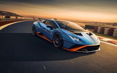 Lamborghini Huracán STO ¡inigualable!