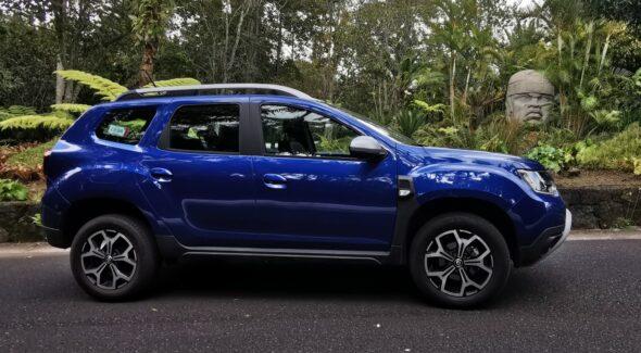 Renault Duster 2021: grandiosa para todos los días